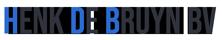 Henk de Bruyn BV – Verkoop- en serviceorganisatie Logo